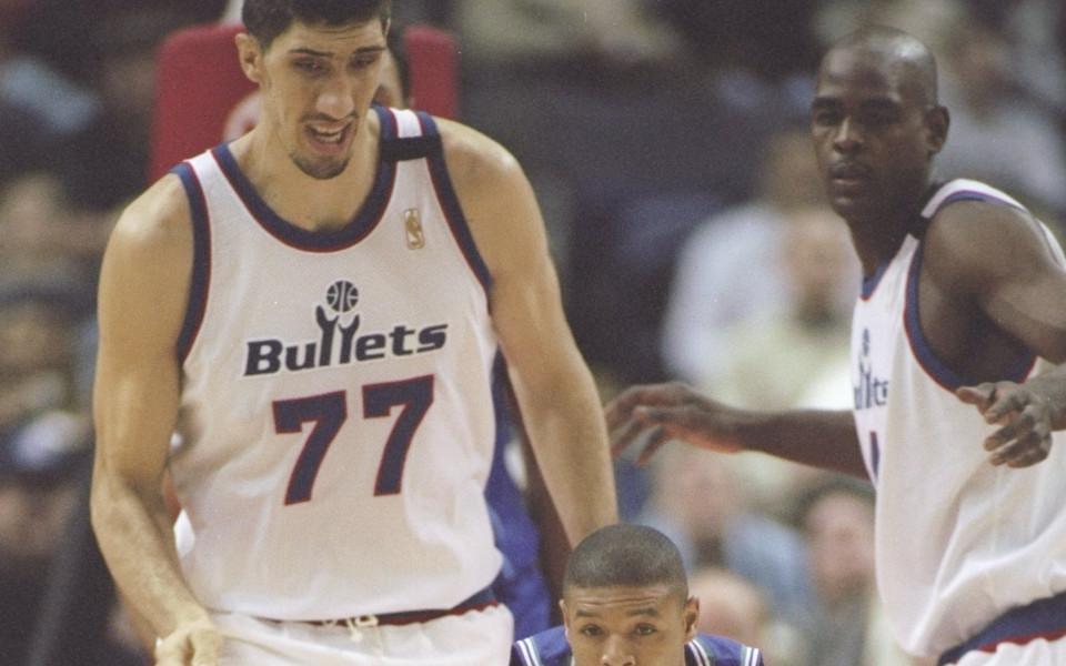Топ 10 на гигантите в баскетбола