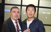 Президентът на FIG Моринари Ватанабе пристигна в България