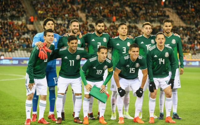 Белгия - Мексико 3:3 източник: БГНЕС