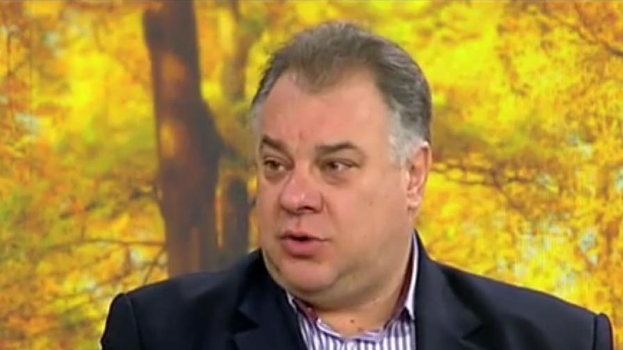 """Защо """"обезглавиха"""" здравното министерство, обясни д-р Ненков"""
