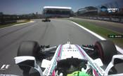 Емоционално начало на Гран При на Бразилия за Маса