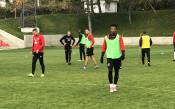 Манолев и Чорбаджийски тренират отделно в ЦСКА