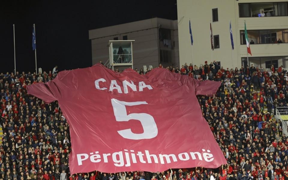 Под ръководството на българи 10 от Албания надвиха Турция