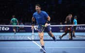 Рафаел Надал - Давид Гофен<strong> източник: Gulliver/GettyImages</strong>