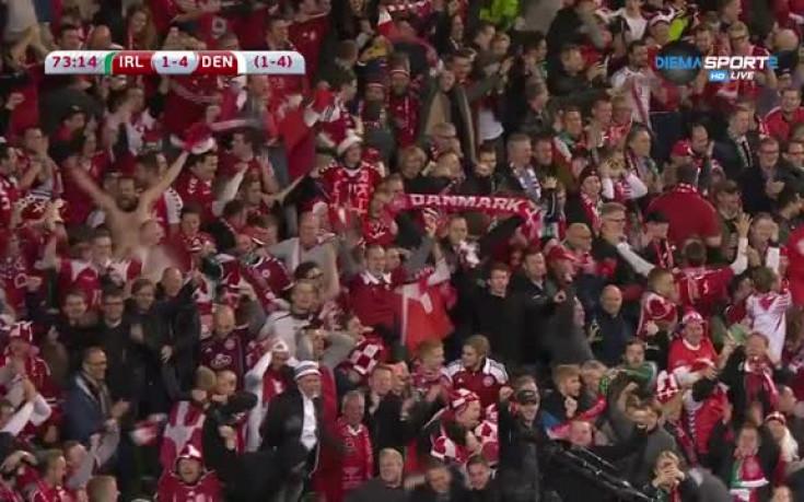 Няма Ериксен, няма парти - Дания е на Мондиал