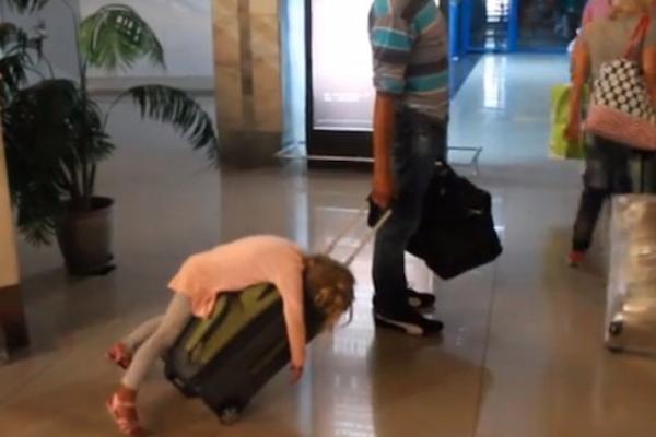 Когато детето се превърне в товар...