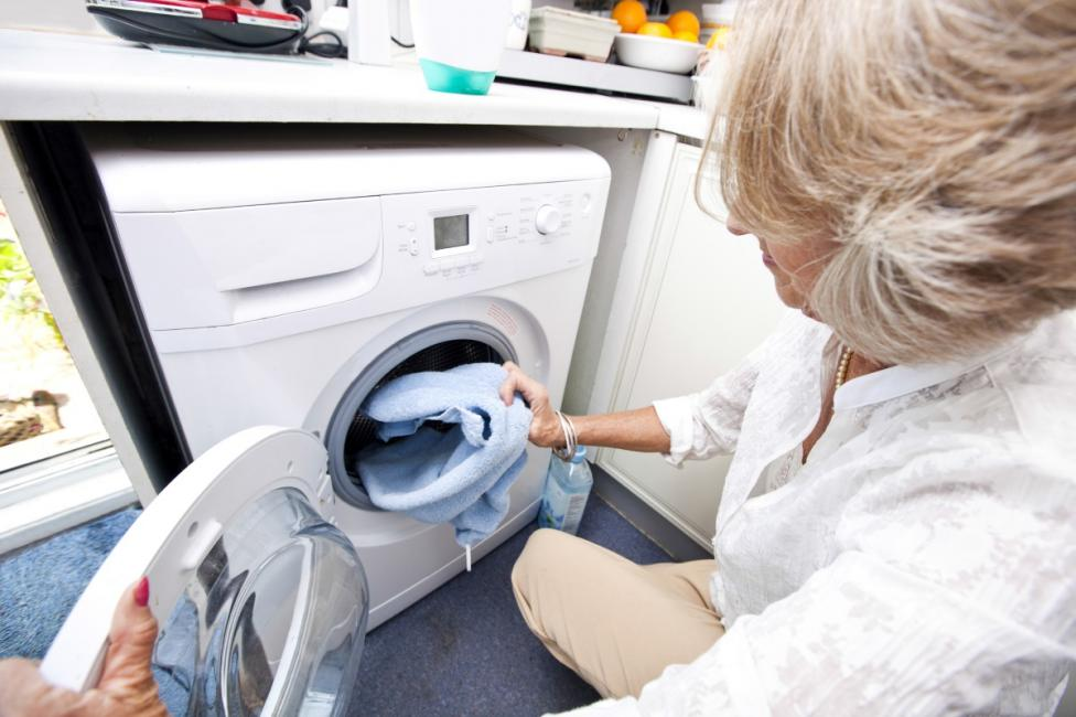 - Пералнята - хубаво е да се почиства веднъж в месеца.