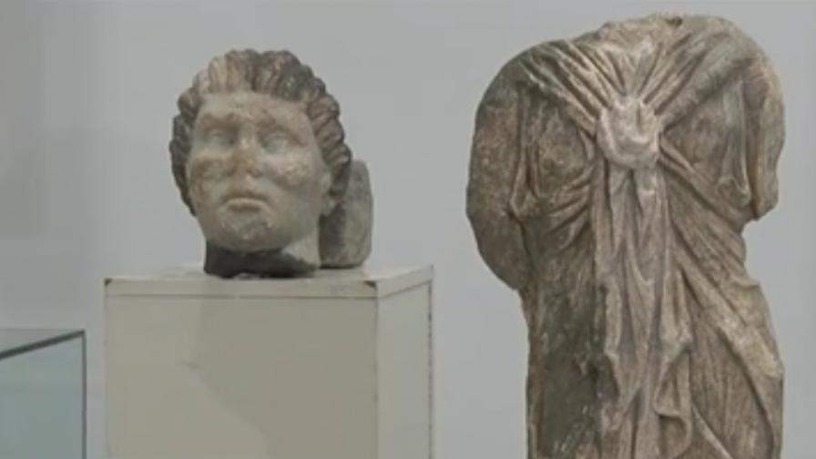 Уникална археологическа находка край Димитровград