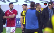 Напрежение след края дербито между ЦСКА и Ботев