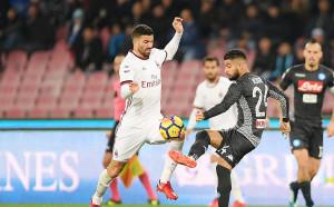 Наполи срази Милан и удържа лидерската позиция