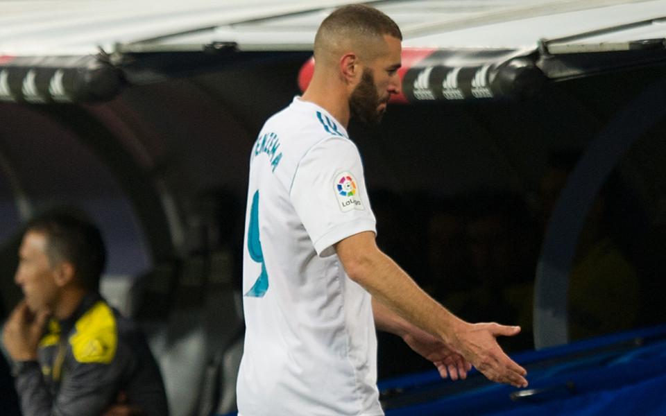 Реал Мадрид е готов да продаде Бензема за 50 млн.