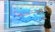 Прогноза за времето (19.11.2017 - обедна емисия)