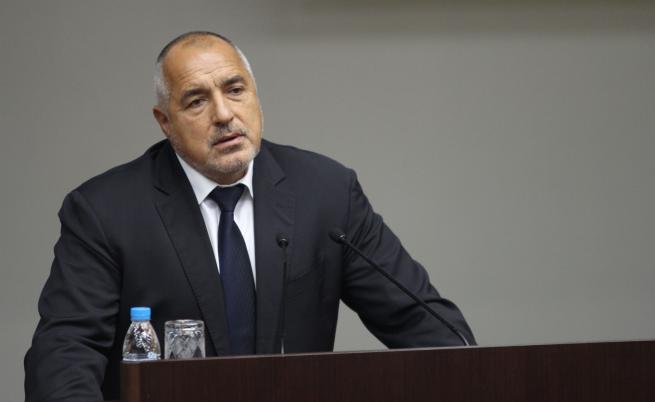 Бойко Борисов: Престрелките са от президента към нас