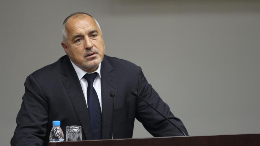 Бойко Борисов: Президентът стреля по нас (ВИДЕО)