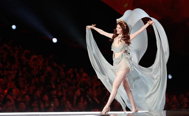 Ангелите на Victoria's Secret завладяха Шанхай