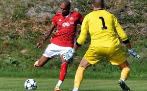 Каранга остава лидер при голмайсторите в Първа лига
