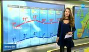 Прогноза за времето (21.11.2017 - сутрешна)