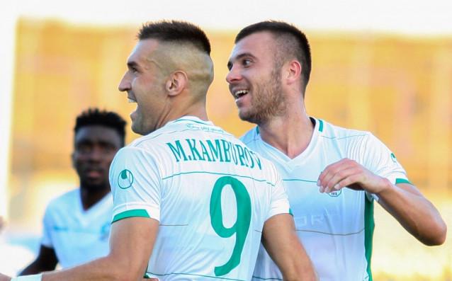 Мартин Камбуров и Георги Динков<strong> източник: LAP.bg</strong>