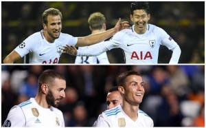 Тотнъм си гарантира първото място, Реал разнищи АПОЕЛ при рекорд на Роналдо