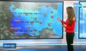 Прогноза за времето (22.11.2017 - обедна емисия)