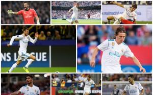 Осемте, които Зидан иска да разкара от Реал Мадрид