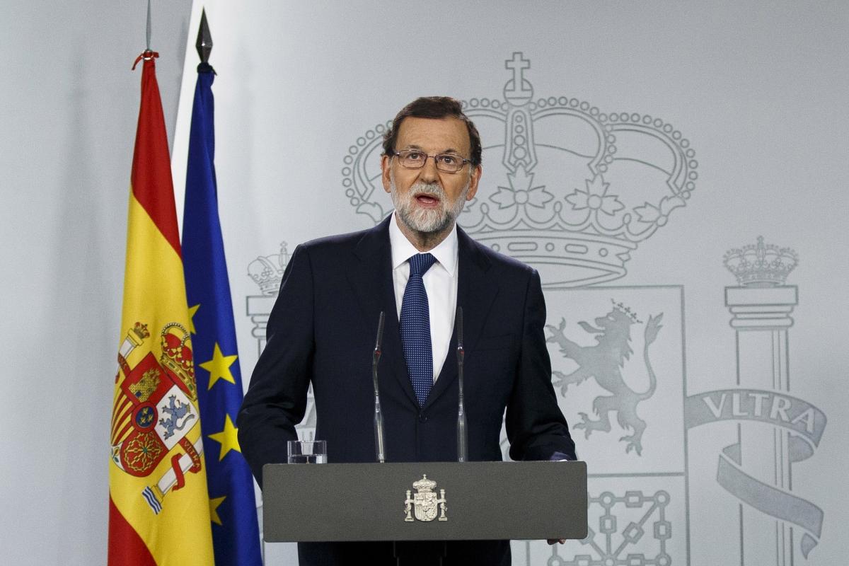 Премиерът на Испания, Мариано Рахой, е завършил право и по професия е адвокат.