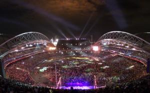 Разрушават Олимпийския стадион в Сидни