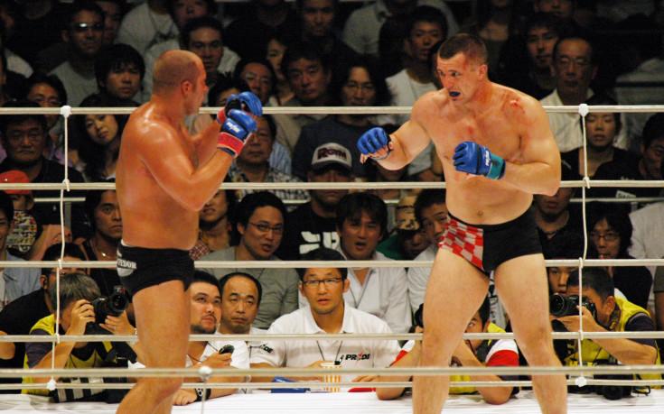 Мирко Кро Коп обяви коя ще бъде последната битка в кариерата му