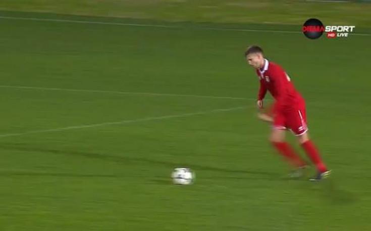 Юноша на Арсенал донесе 3 точки на Пирин с фантастичен гол