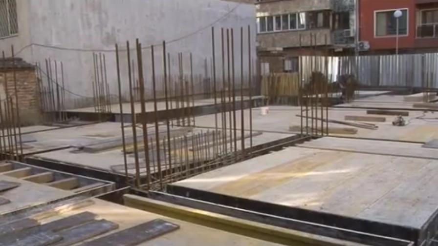 Строителен инвеститор разруши археологически комплекс в Пловдив