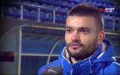 Бенгюзов: Мечтаех да играя в Левски