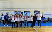 200 деца премериха сили на спортен празник на Левски