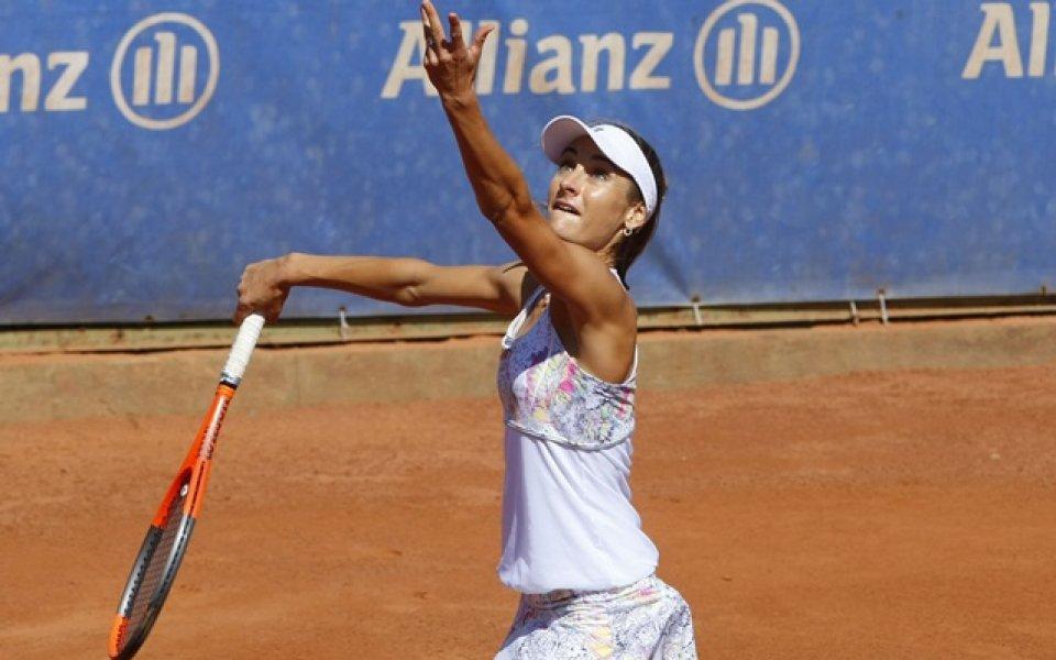 Диа Евтимова се класира за втория кръг на турнира по