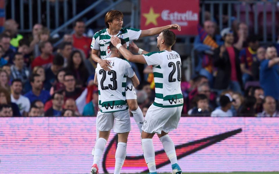 Ейбар излезе пред Севиля след късен гол срещу Леганес