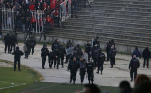 13 арестувани преди мача ЦСКА - Левски