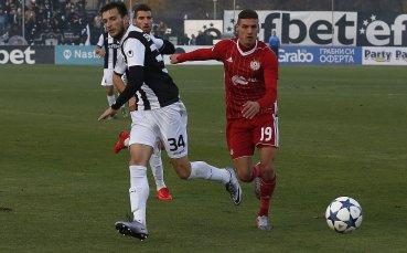 ЦСКА потегля в Първа лига срещу Локо Пд