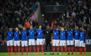 Франция ще се скъса от контроли преди Мондиал 2018