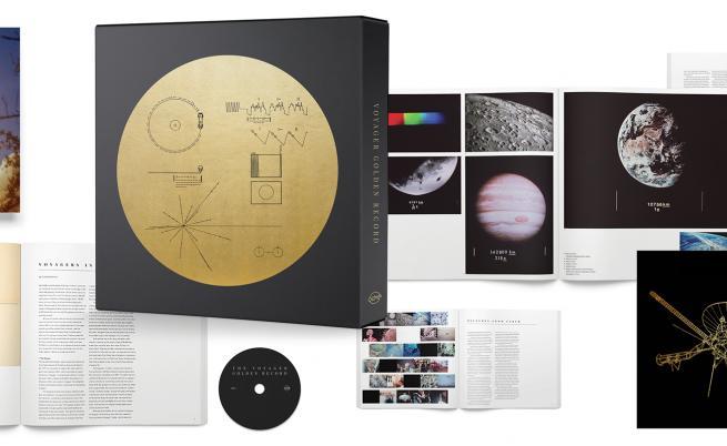 НАСА пуска диск и плоча с музиката от