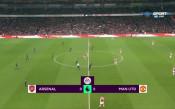 Арсенал - Манчестър Юнайтед 1:3 /репортаж/