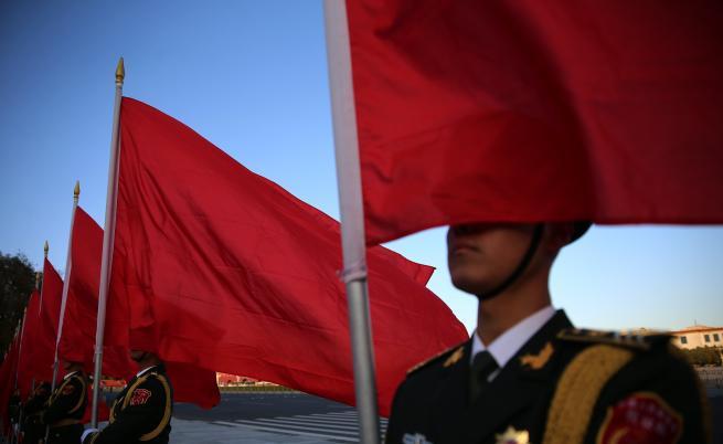Католическата църква в Китай прие комунизма