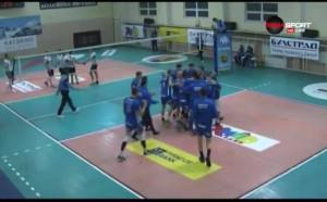 Златният гейм - обзор на 10 кръг в Суперлигата по волейбол /първа част/
