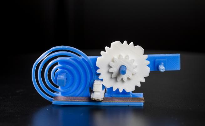 Създадоха 3D обекти, които предават WiFi без електроника