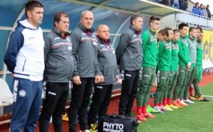 Юношите ни в желязна група за Евро 2018