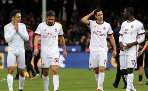 Милан пак се провали в очите на УЕФА