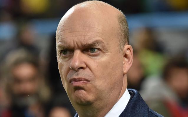 Изпълнителният директор на Милан Марко Фасоне заяви, че УЕФА все