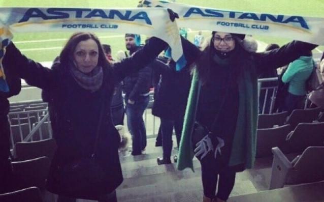 Съпругите на Стоилов и Цветанов<strong> източник: sports.kz</strong>