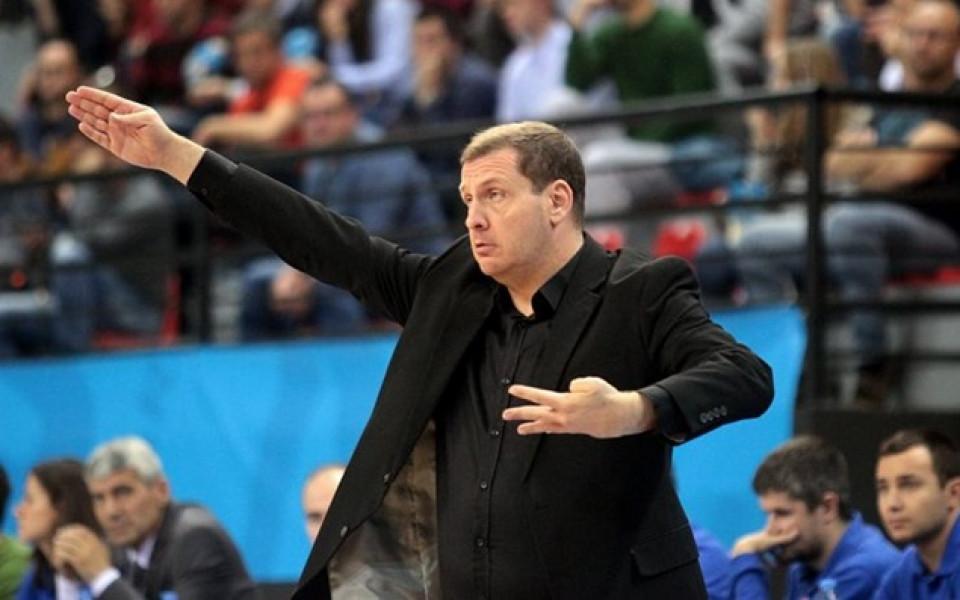 МЗТ на Данчо Минчев остана без треньор