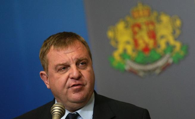 Каракачанов иска България