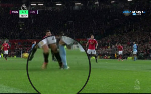 Правилно ли не отсъдиха дузпа за Юнайтед?