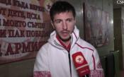 Манолев: Теренът не позволи да се играе футбол